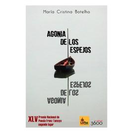 Agonía de los espejos, María Cristina Botelho (libro electrónico)