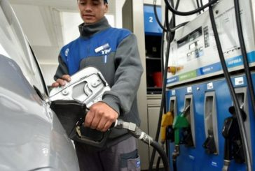 YPF aumentó los combustibles