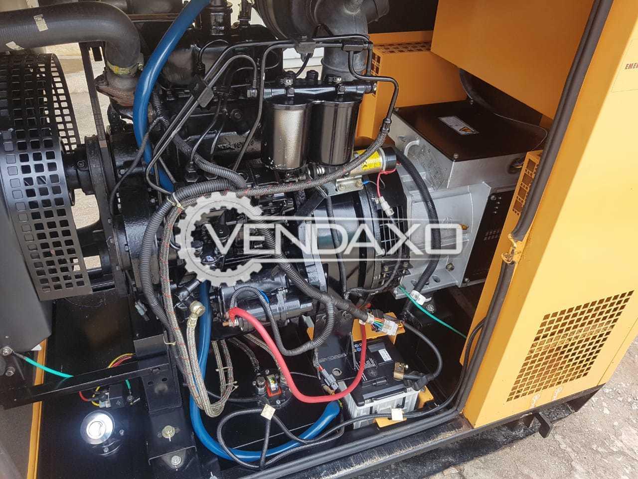 hight resolution of  mahindra diesel generator 15 kva