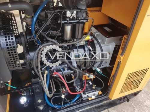 small resolution of  mahindra diesel generator 15 kva