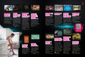 Playboy, Esquire, Maxim magazine designs 2
