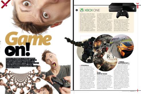 Playboy, Esquire, Maxim magazine designs 127