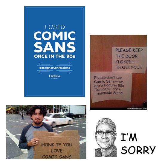 Комичен дефект: Историята на най-смешния компютърен шрифт Comic Sans! 3
