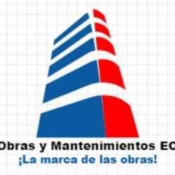 LOGO OBRAS Y MANTENIMIENTOS EC