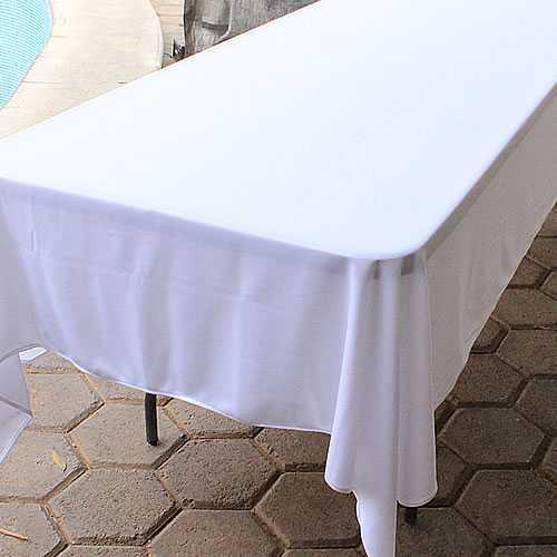 Mantel Rectangular Dublin Blanco 1