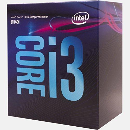 Intel BX80684I38100 Processor 8th Gen Core i3-8100 - VendeTodito