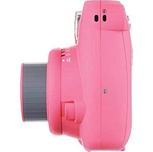 Instax Mini 9 Cámara instantánea, rosa flamingo - VendeTodito