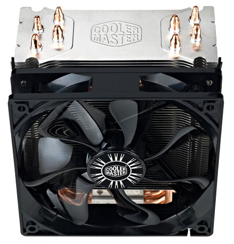 Cooler Master RR-212E-20PK-R2 CPU Cooler with 120mm PWM Fan - VendeTodito
