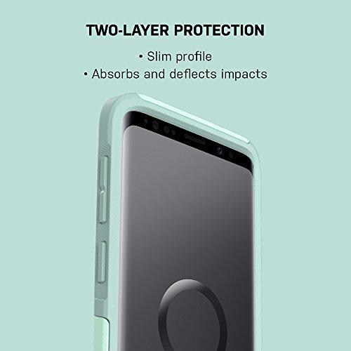 Otterbox 77-58014 Case for Samsung Galaxy S9+, Commuter Series, Black - VendeTodito