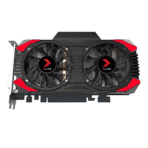 PNY GeForce GTX 1060 XLR8 Gaming OC GeForce GTX 1060 6GB GDDR5 - Tarjeta gráfica (GeForce GTX 1060, 6 GB, GDDR5, 192 Bit, 7680 x 4320 Pixeles, PCI Express x16 3.0) - VendeTodito