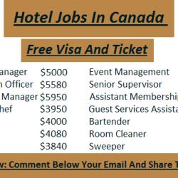 Viajar e trabalhar no exterior no Canadá com o SANDMAN HOTEL GROUP
