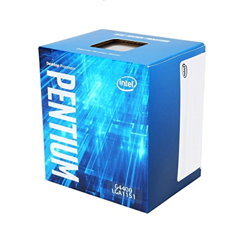 Intel G4400 Procesador Pentium con 2 núcleos, 3.3 GHz, caché de 3M - VendeTodito