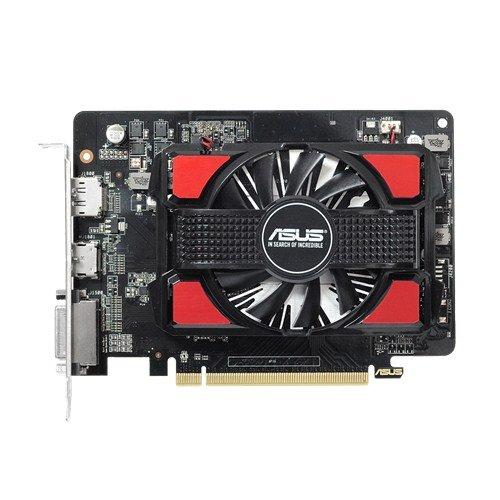ASUS R7250-1GD5-V2 AMD Radeon R7 250 1GB - Tarjeta gráfica (Activo, AMD, Radeon R7 250, GDDR5, PCI Express 3.0, 2560 x 1600 Pixeles) - VendeTodito