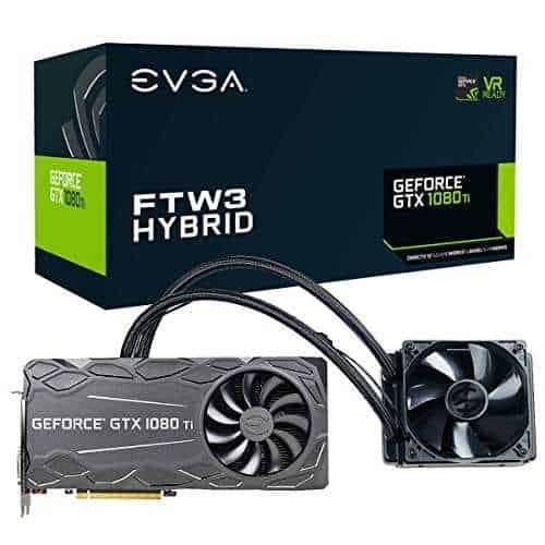 EVGA 11G-P4-6698-KR GeForce GTX 1080 Ti 11GB GDDR5X - Tarjeta gráfica (GeForce GTX 1080 Ti, 11 GB, GDDR5X, 352 Bit, 7680 x 4320 Pixeles, PCI Express 3.0) - VendeTodito