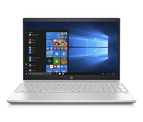 "HP 15-cw0009la Laptop 15.6"" HD, AMD Ryzen 5 2500U 2.0GHz, 12GB RAM, 128GB SSD, Gráficos AMD Radeon Vega 8, Windows 10 - VendeTodito"