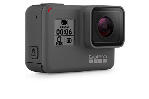 GoPro Hero 6, Cámara de Acción, 4K, 60 FPS, 1080p, Color Negro, CHDHX-601-RW - VendeTodito