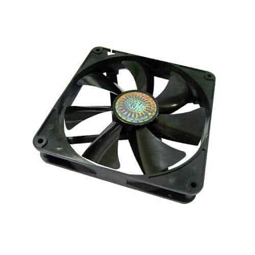 Cooler Master Sleeve Bearing 140mm Silent Fan for Computer Cases and Radiators - VendeTodito