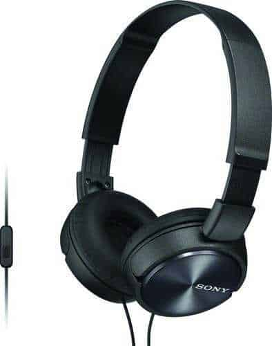 Sony MDRZX310AP/B On-Ear Negro - VendeTodito