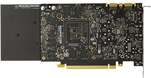 PNY VCQP4000-ESPPB Tarjeta de Video, 8 GB DDR5, 256-Bit, PCI-Express X16 3.0 - VendeTodito