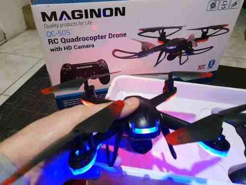 drone quadcopter maginon