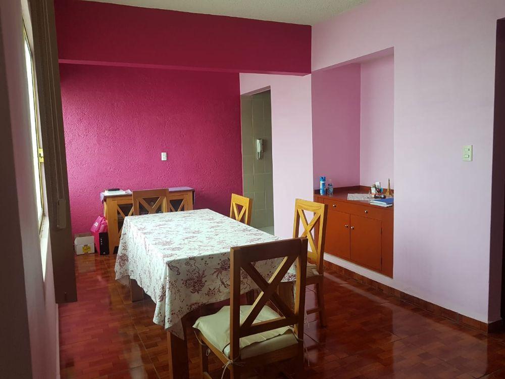 1. Bonito departamento remodelado en Agrícola Oriental_comedor