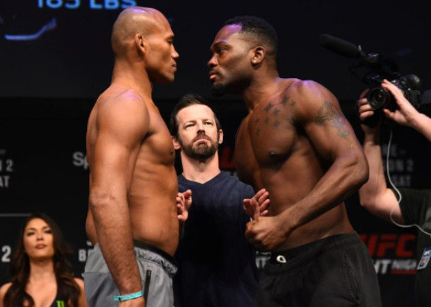 UFC: Brunson vs. Jacare