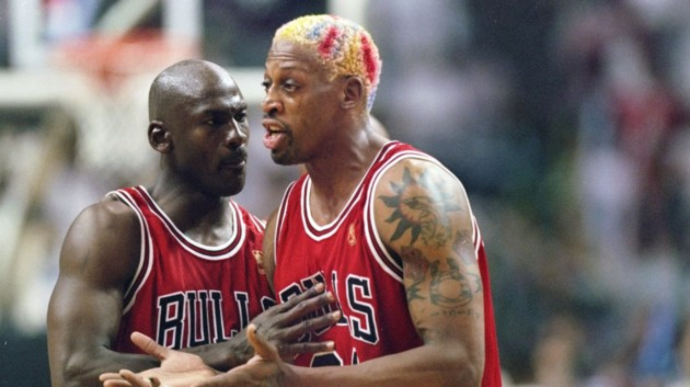 Michael Jordan Documentary