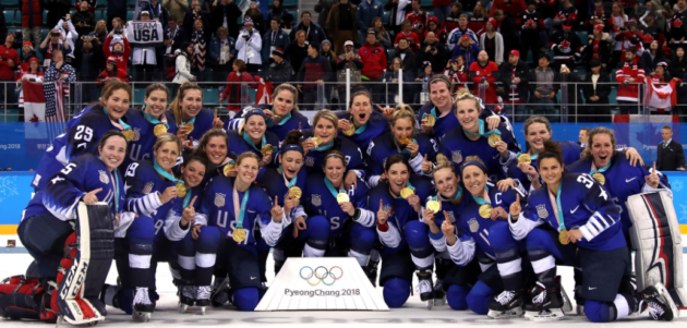 Concussions in Women's Hockey