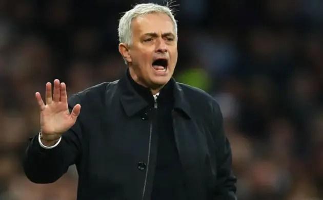 Mourinho isn't Prioritizing This Season