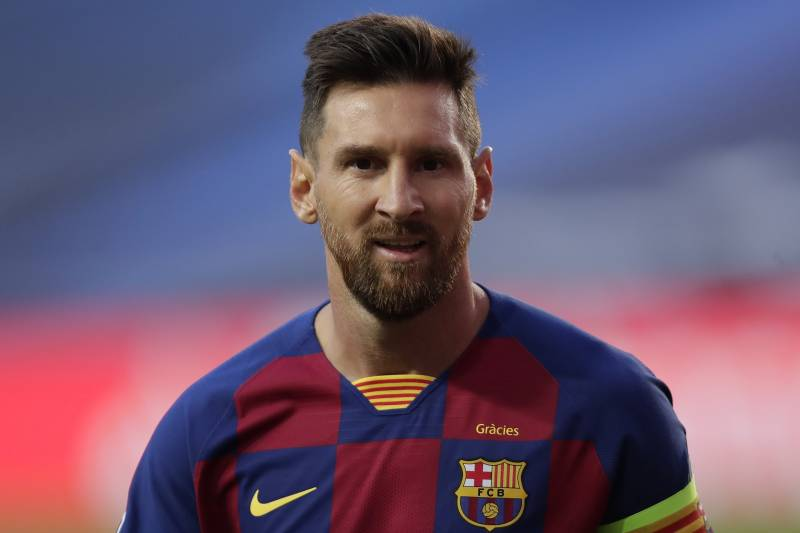Messi has signed with Luton Town