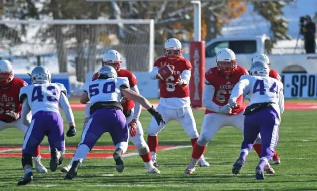 Atlantic University Sport football