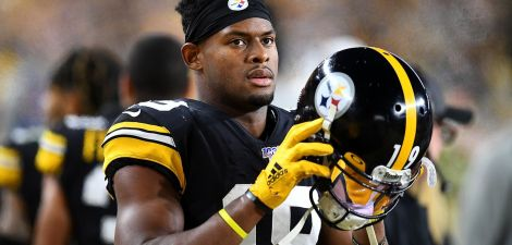 Resign Juju Smith Schuster