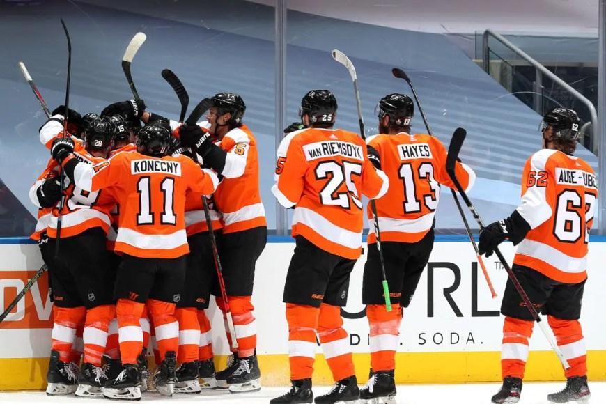 2021 Philadelphia Flyers