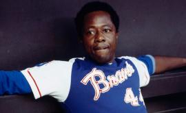 Hank Aaron Passed Away