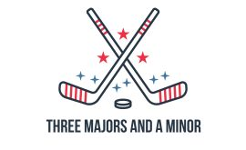 Three Majors and a Minor