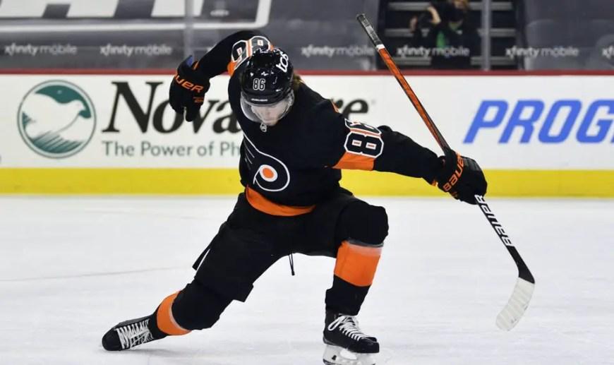 Islanders 2, Flyers 3