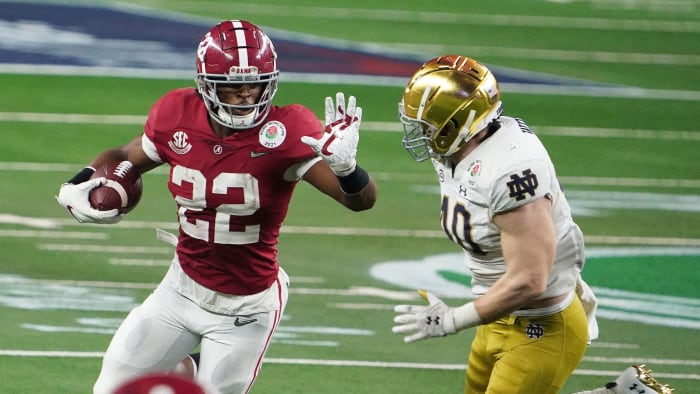 Notre Dame-Alabama and College Football's Status