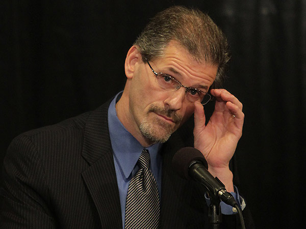 Penguins Hire Ron Hextall