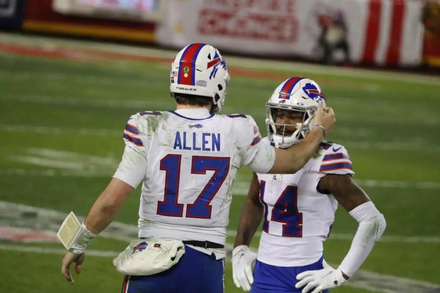 Josh Allen My MVP