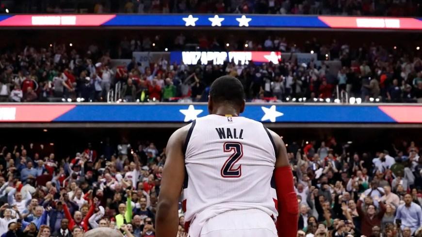 The 2016-2017 Washington Wizards