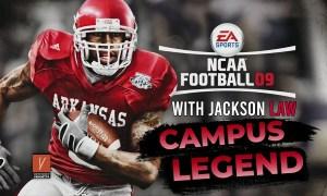 NCAA Football 09 Campus Legend