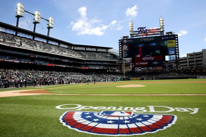 SimBull MLB Opening Day