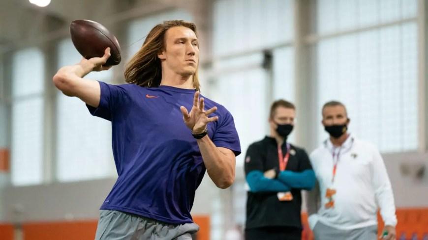 2021 NFL Draft Quarterback Rankings
