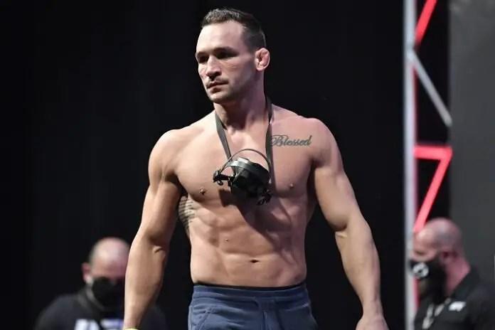 Michael Chandler, UFC 262