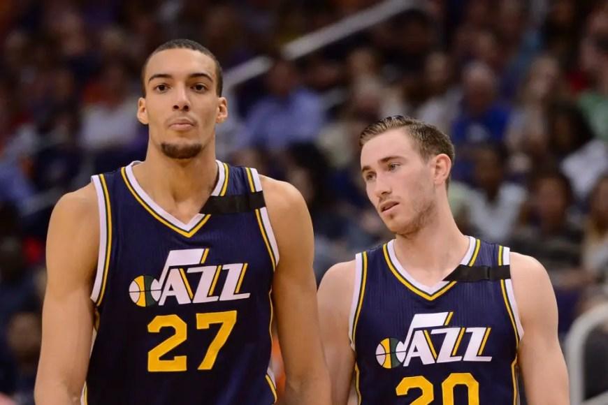 The 2016-2017 Utah Jazz
