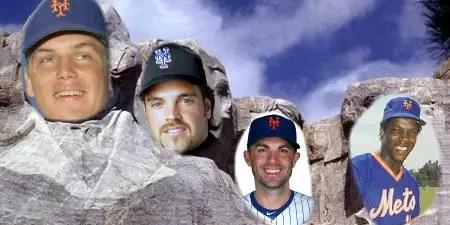 Mets Mount Rushmore