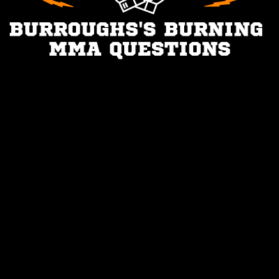 MMA Questions