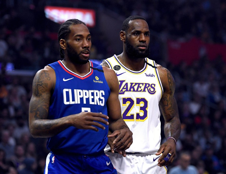 Western Conference Contenders