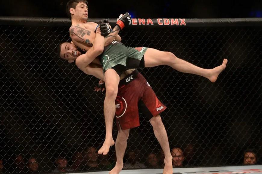 UFC Flyweight Prospects