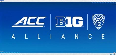 ACC Big Ten Pac-12